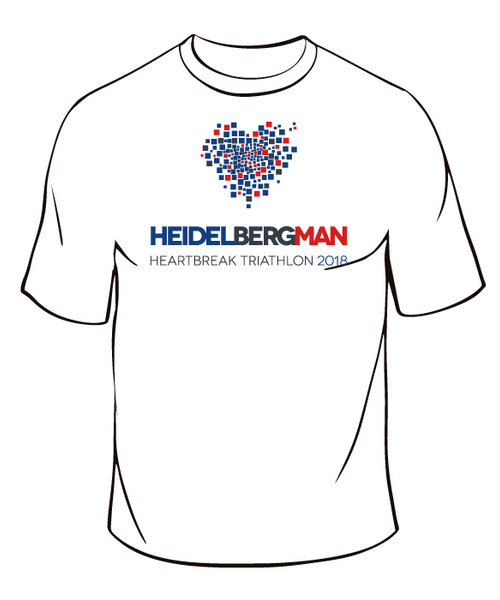 finisher shirt heidelbergman weiss 17